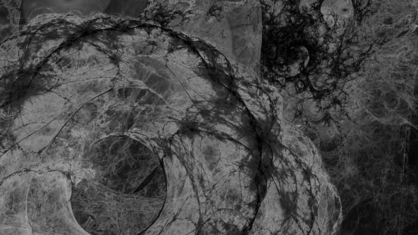 Image suggesting dark matter swirls